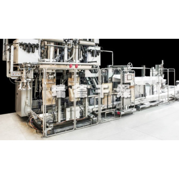 Bag automatic packing palletizing system factory