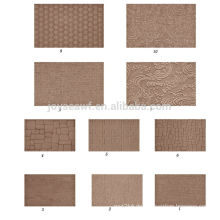 1220 * 2440 * 2.5mm 1220 * 2440 * 3mm geprägte Hartfaserplatten-Tafel dekorative Hartfaserplatte