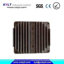 Aluminium-Metall-Legierung Hochdruck-Druckguss-Kühlkörper-Teil
