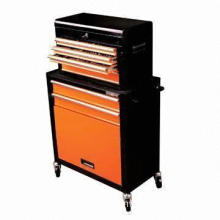 Tool cabinet, extension bar