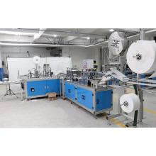 Automatische N95 KN95 Chirurgische Maschine zur Herstellung von medizinischen Gesichtsmasken