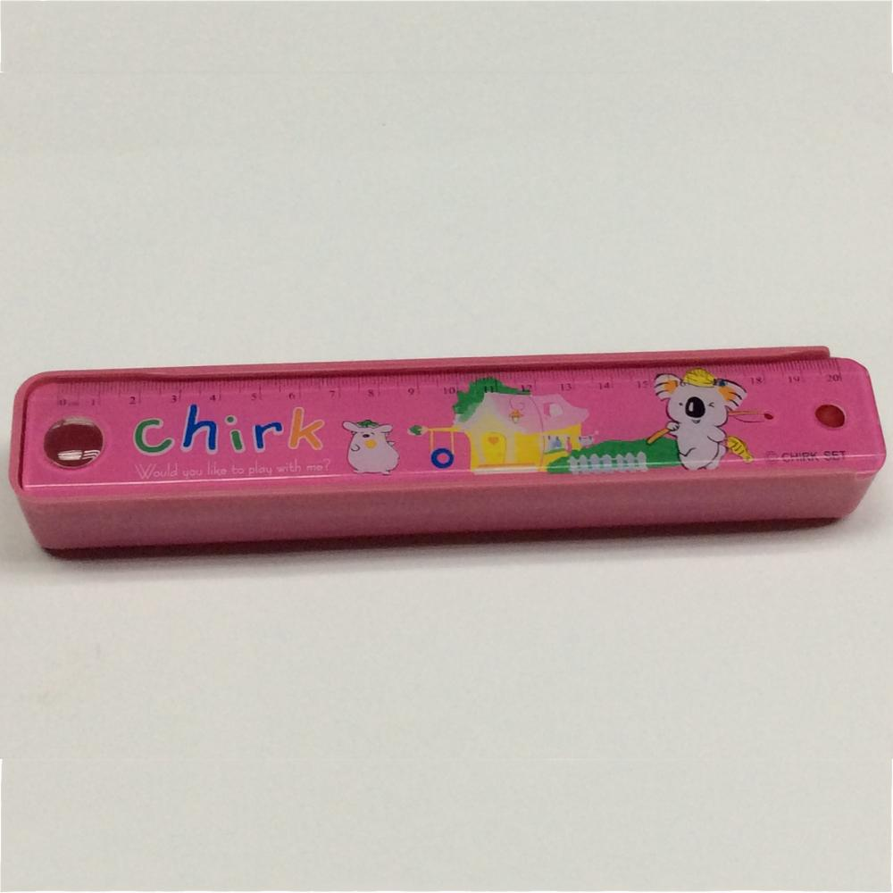 Plastic Multifunctional Case Shaped Ruler