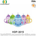 Customizsed BPA Free Baby Training Drinking Cup (HDP-0138)