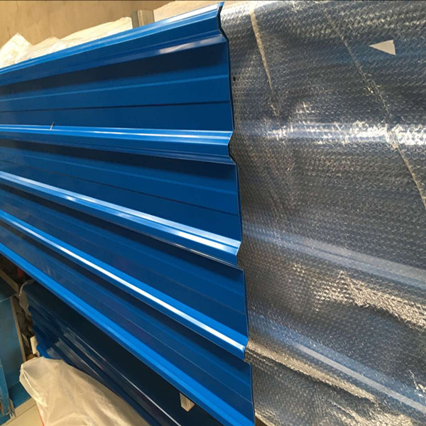 Galvanized Corrugated Steel Sheet1