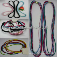 Long Elastic Hair Bands,Bungee Hair Cord,30CM Bungee Cord