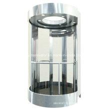 Hsgq-1406-Capsule Tipo Observação Elevador à Venda