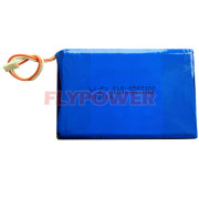 7.4V 5000mAh Lithium Polymer Battery PAC (2S of FLP-6567100)