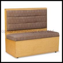 Cabinet de restauration en bois commercial industriel durable (SP-KS120)