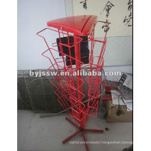 2012 New Type Newspaper Display Rack