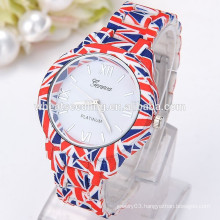 uk flag hot selling men watch 2014