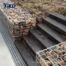 Китай Коробка gabion 1x1x2 поставщика сварные Габионных окне
