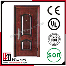 2016 New Designs Security Exterior Steel Door