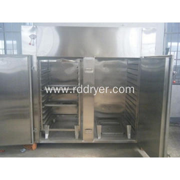 Hot Air Circulation Tunnel Dryer for Vegetable Slice