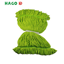 Recyclable microfiber wet mop Easy Clean Mop Head