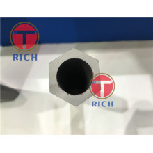 Cold Drawn Seamless Outside Hexagon Shaped Steel Tube