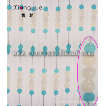 Crystal Ring Beading Curtain Trimming Wholesale