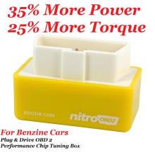 Nitroobd2 Chip Tuning Box para bencina y Diesel