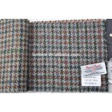 tecido de tweed de impressão digital para fazer sacos