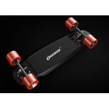 Popular skate board 4 wheel electric skateboard