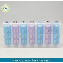 high quality plastic Pill Box