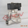 POG normally closed solenoid valve high pressure electric valve