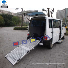 Auto Accessory, Vehicle Folding Ramp for Wheelchair