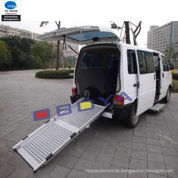 Auto-Zubehör, Fahrzeug-Faltrampe für Rollstuhl