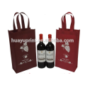 Red wine non-woven bags, wine bags, non-woven bags