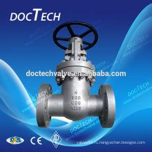 Жесткие уплотнения ГБ ручной запорный клапан с углеродистой стали в Китае Вэньчжоу