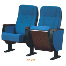 Modern Metal Folding Fabric Cushion Cinema Seat (YA-205)