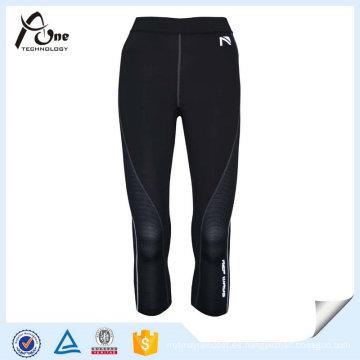Mallas atractivas de media malla para mujeres Pantalones atractivas de lápiz