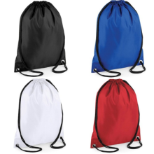 Backpack Style fast dry nylon drawstring bag