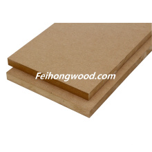 MDF plain (densité moyenne firbreboard) pour les meubles