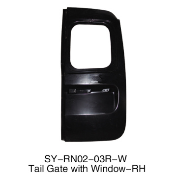 Renault Logan Mcv Tail Gate With Window