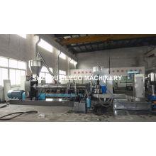PP PE Plastic Granule Pellet Machine and Production Machine