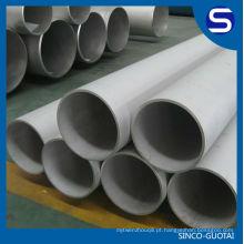 Fabricante de Tubos de Água de Aço Inoxidável ASTM A312