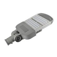 100W ajustável inclinação cabeça IP65 LED Street Lamp