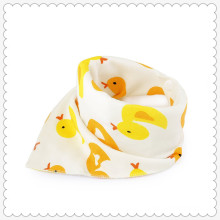 Bandana Baby Bibs Cute Zoo Fun For Girls and Boys 100% Cotton Super