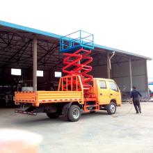 High Altitude Aerial Working Platform Truck