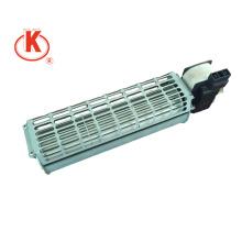 China 60mm Aplicar para ventilador ventilador centrífugo ventilador de Fluxo Cruzado