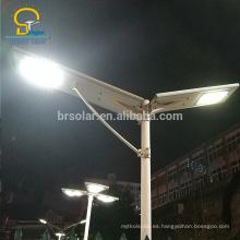 30W todo en un diseño integral Bridgelux llevó la luz de calle solar integrada chip