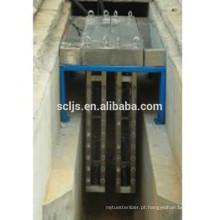 Submerso Channel Structure esterilizador UV de grande capacidade de auto-limpeza lista de preços