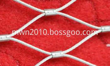 Ferrule Rope Mesh