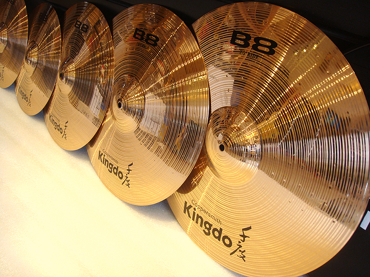 Professional Percussion Instrument Cymbals