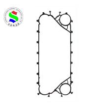 Junta epdm S21 del intercambiador de calor de placas