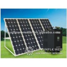 3000W tragbares Solar-Netzteil