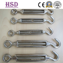 Ss316, Ss304 Turnbuckle, JIS Frame Type, European Frame Type, Us Type Forged, DIN1480, DIN1478