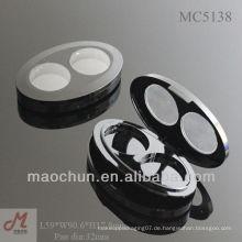 MC5138 Kosmetik Plastik leere Lidschatten Palette, Lidschatten Fall Palette, Augenpalette