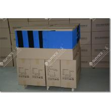 Best Price for Reusable Pallet Wrapper Colorful Hand Alternatives Stretch Pallet Film export to Portugal Suppliers