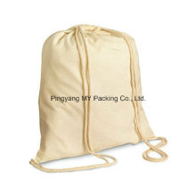 Cheap Price String Cotton Bag Back Pack